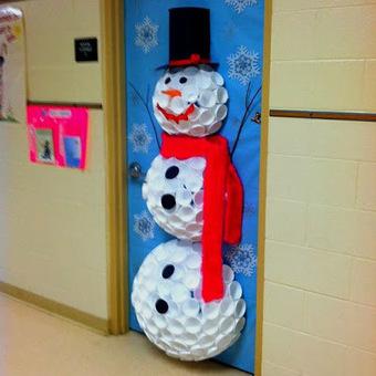Educació i les TIC: 20 idees per decorar el Nadal   TIC a l'escola   Scoop.it