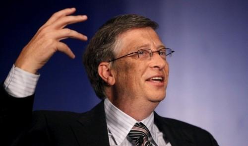 Para Bill Gates, a tecnologia não é uma prioridade – Público.pt