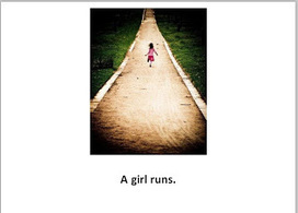 Who Runs?  Printable book and icons (free as usual)   Speech-Language Pathology   Scoop.it
