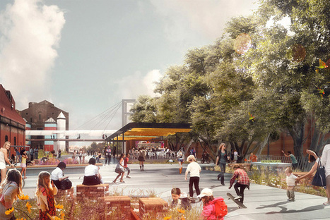 Sydney's Version of New York's High Line to be Completed in 2014 | green streets | Scoop.it