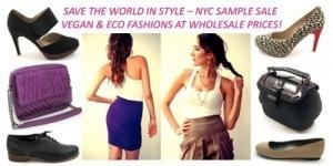 NYC Eco-Fashion Sample Sale « Brooklyn Bliss | Ecofashion | Scoop.it