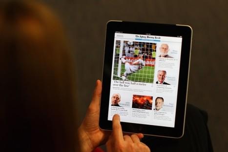 Americanos já compram mais tablets do que notebooks | Tecnologia e Comunicação | Scoop.it