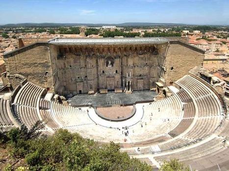 Viajar al Imperio Romano con tu iPad, Google Street View y Roman Ruins | Educación y Tecnologías de la información | Scoop.it