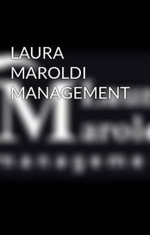 Laura Maroldi Management: International Fashion Agency - Wattpad | Laura maroldi management  | Scoop.it