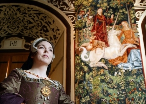14-year Stirling Castle unicorn tapestry completed - Scotsman | My Scotland | Scoop.it