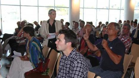 Saint-Quay-Portrieux. Salle comble pour la réunion sur les éoliennes | Eolien Offshore Projet baie de St Brieuc (22) | Scoop.it