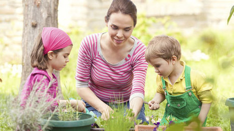 Gardening with Kids: How It Affects Your Child's Brain, Body and Soul | Gardening | Scoop.it