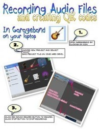 How-To-Guide: Recording Audio Files and Generating QR Codes|Langwitches Blog | Edtech PK-12 | Scoop.it