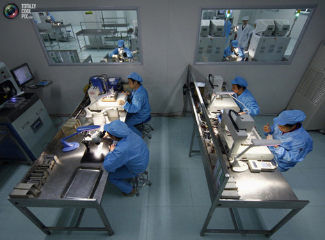 Mass Production of China in Pictures | Liberal Studies | Scoop.it