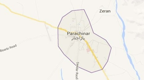 Two killed as bomb hits school van in Parachinar | parachinarvoice | Scoop.it