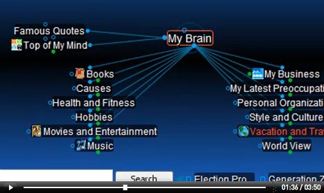 TheBrain - more than mindmapping | Digital Presentations in Education | Scoop.it