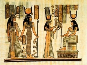 Ancient Egyptian scrolls document natural herbs and holistic - Adorra | Herbs for life | Scoop.it