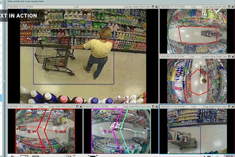 Quand les caméras de surveillance analysent vos comportements à des fins marketing !   Énergie & Écologie   Scoop.it