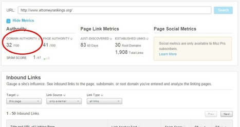 Step-by-step guide to boosting your website's rank in search   SEO for Lawyers   Scoop.it
