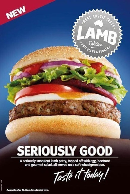 I need another trip to NZ! McDonalds Serious Lamb | The Inspiration Room | Tracking Transmedia | Scoop.it