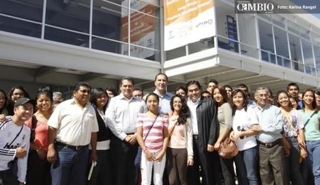Inaugura Moreno Valle Centro de Educación a Distancia en Tehuacán - diario cambio | Educación | Scoop.it