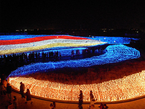 Amazing Winter Light Festival in Japan | Incredible Snaps | What about? What's up? Qué pasa? | Scoop.it