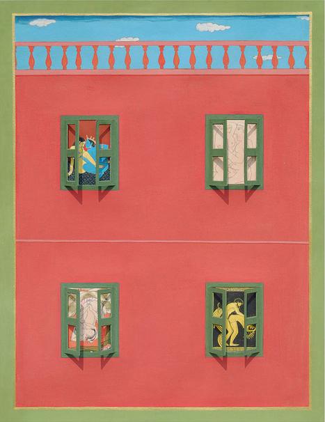 Visite exposition 3 - Artiste : Meenakshi Sengupta, Flavour Chart (Indienne) | Ateliers créativité (AFB) | Scoop.it