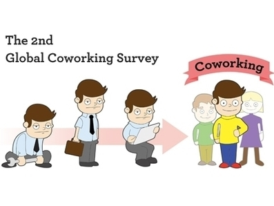 First results of Global Coworking Survey | All About Coworking | Scoop.it
