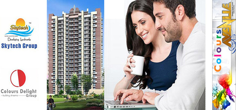 Skytech Colours Avenue Noida Extension Location Map Reviews | Own Space COrp | Scoop.it