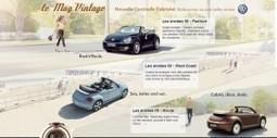 """Volkswagen crée """"Le Mag Vintage"""" pour faire revivre les plus belles années de sa Coccinelle : Veille du Brand Content   Veille stratégie de contenu web & brand content   Scoop.it"""