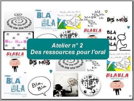 Trois diaporama sur l'oral en classe de FLE » Enseigner le FLE | FLE | Scoop.it