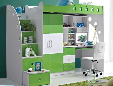 Kids Loft Beds | Kids Loft Beds Sydney | Furniture DFO | Bunk Beds | Scoop.it