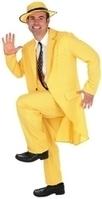 Mens The Mask Yellow Suit Fancy Dress Costume   Fancy Dress Ideas   Scoop.it
