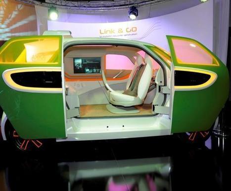 La voiture sans conducteur ouvre la route du futur - LaDépêche.fr | Véhicules du Futur | Scoop.it