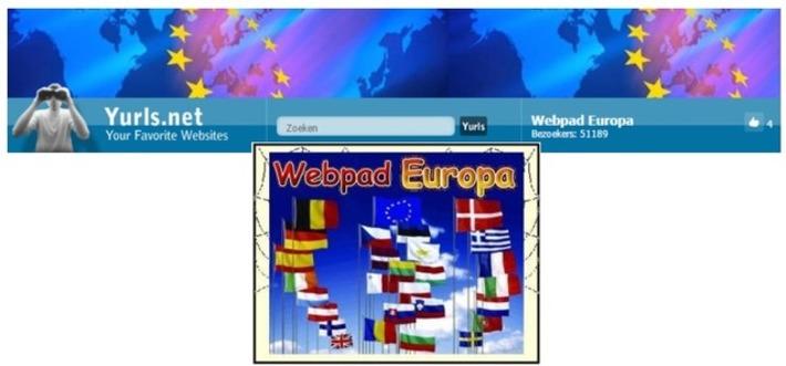 Edu-Curator: Van Jack Nowee: het gratis Webpad Europa [online lesmateriaal] | Educatief Internet - Gespot op 't Web | Scoop.it