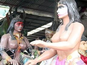 Cidade do interior de MG vira pólo de serviços para a indústria do carnaval | transversais.org - arte, cultura e política | Scoop.it