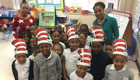 Kids celebrate Dr. Seuss' 111th birthday | Tennessee Libraries | Scoop.it