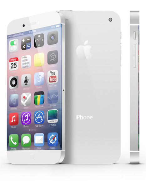 iPhone 6 design which will make the iPhone one of the most wanted smartphones | Techagram | Techagram-technology-news | Scoop.it