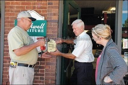 Historical plaques - Eatonton Messenger | Antiques | Scoop.it