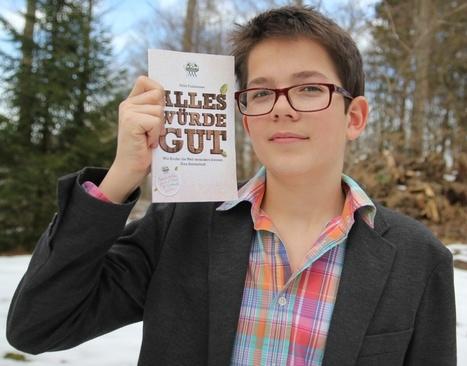 Felix, 9 ans, plante 4 millions d'arbres à la surface du globe   pour mon jardin   Scoop.it