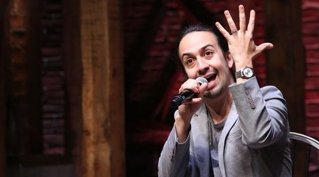 """Genius-annotated version of """"Hamilton isn't perfect. But it's *perfect.* I couldn't write for a month after I saw it."""" 