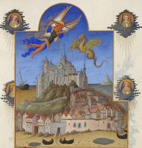 Le Scriptorial d'Avranches, musée des manuscrits du Mont Saint-Michel | GénéaKat | Scoop.it