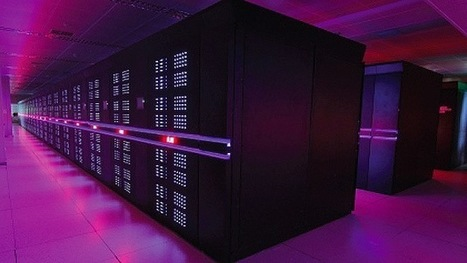 China crea la supercomputadora más rápida del mundo y destrona a EE.UU. | Redes Sociales | Scoop.it