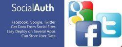 Social Auth - L'authentification PHP 3 en 1 pour FB, Twitter et Google - La Ferme du web | Interesting Web | Scoop.it