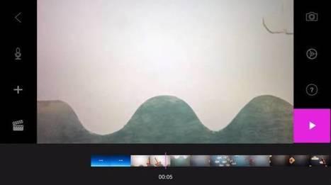 3 aplicaciones Android para crear vídeos bajo la técnica de Stop Motion | Educacion, ecologia y TIC | Scoop.it