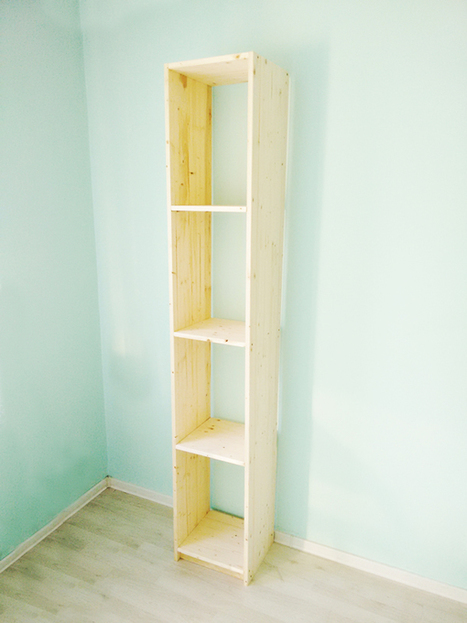 How to Build a Tower Bookshelf | HowToSpecialist - How to Build, Step by Step DIY Plans | Furniture Plans | Scoop.it