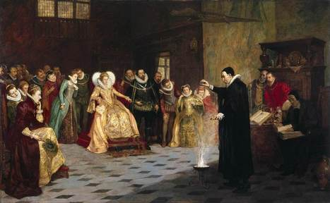 John Dee was the 16th century's real-life Gandalf - Boing Boing | Alchemisty | Scoop.it