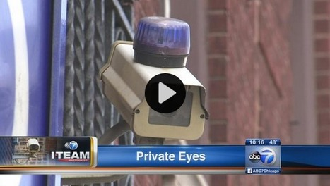 'Private Eyes' paid to patrol some Chicago neighborhoods - WLS-TV | Private Investigators | Scoop.it