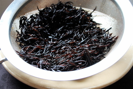 Edible Seaweed: Nutritious or Poisonous? | Fooducate | Erba Volant - Applied Plant Science | Scoop.it