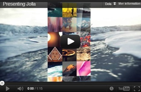 Jolla visar upp Sailfish OS - IDG.se | Mobilt | Scoop.it