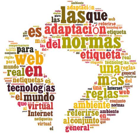 Normas de comportamiento en la Web | PLEP Habilidades digitales necesarias en la educación Virtual | Scoop.it