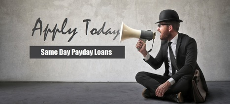 Same Day Payday Loans For Short Term Quick in Canada | Online Payday Loans | Scoop.it