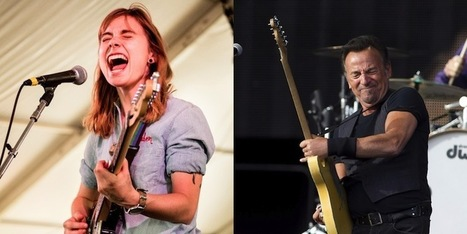 "Watch Julien Baker Cover Bruce Springsteen's ""Badlands"" - Pitchfork 