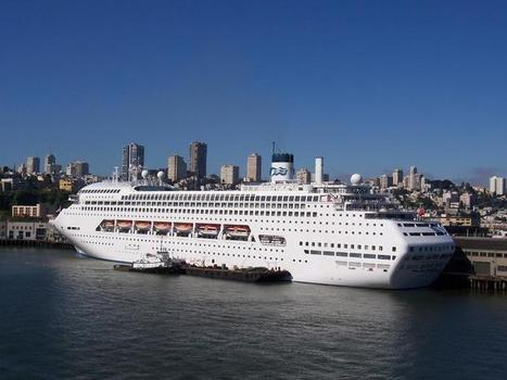 31 Amazing Photos of Princess' Newest and Most Advanced Ship   Cruise Industry Trends   Scoop.it