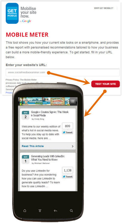 How to Make Your Blog Mobile-Friendly | Social Media Examiner | Public Relations & Social Media Insight | Scoop.it